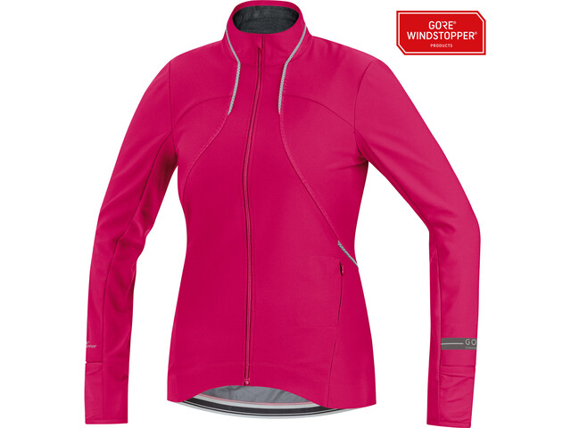 GORE RUNNING WEAR AIR WS SO Jersey Lady jazzy pink